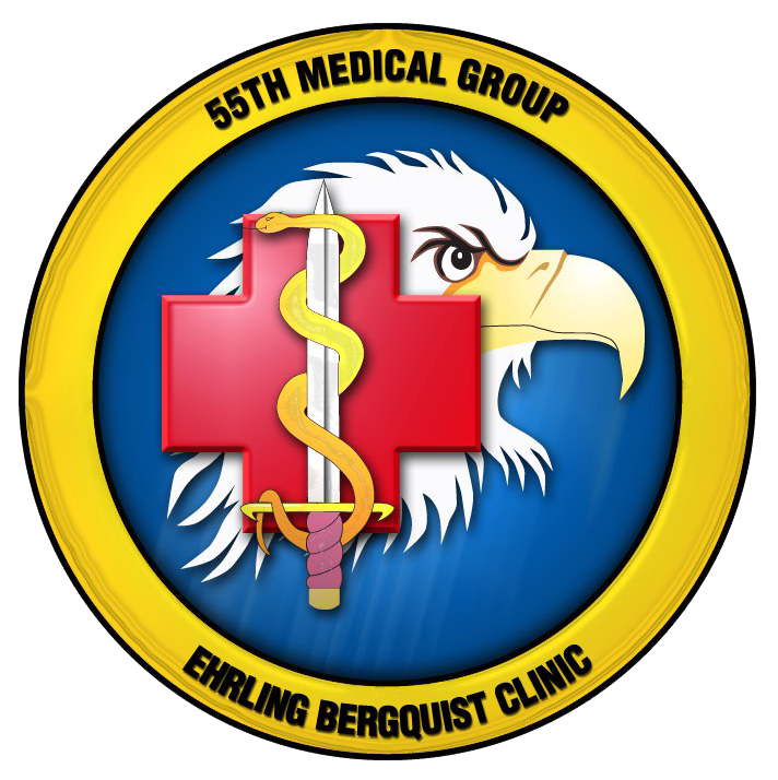 55th Medical Group logo