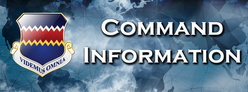 55th Wing PA Command Information