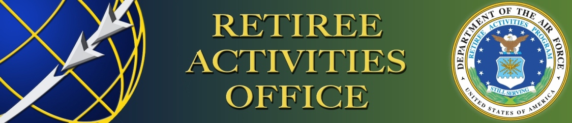 Retiree Activities Office Banner