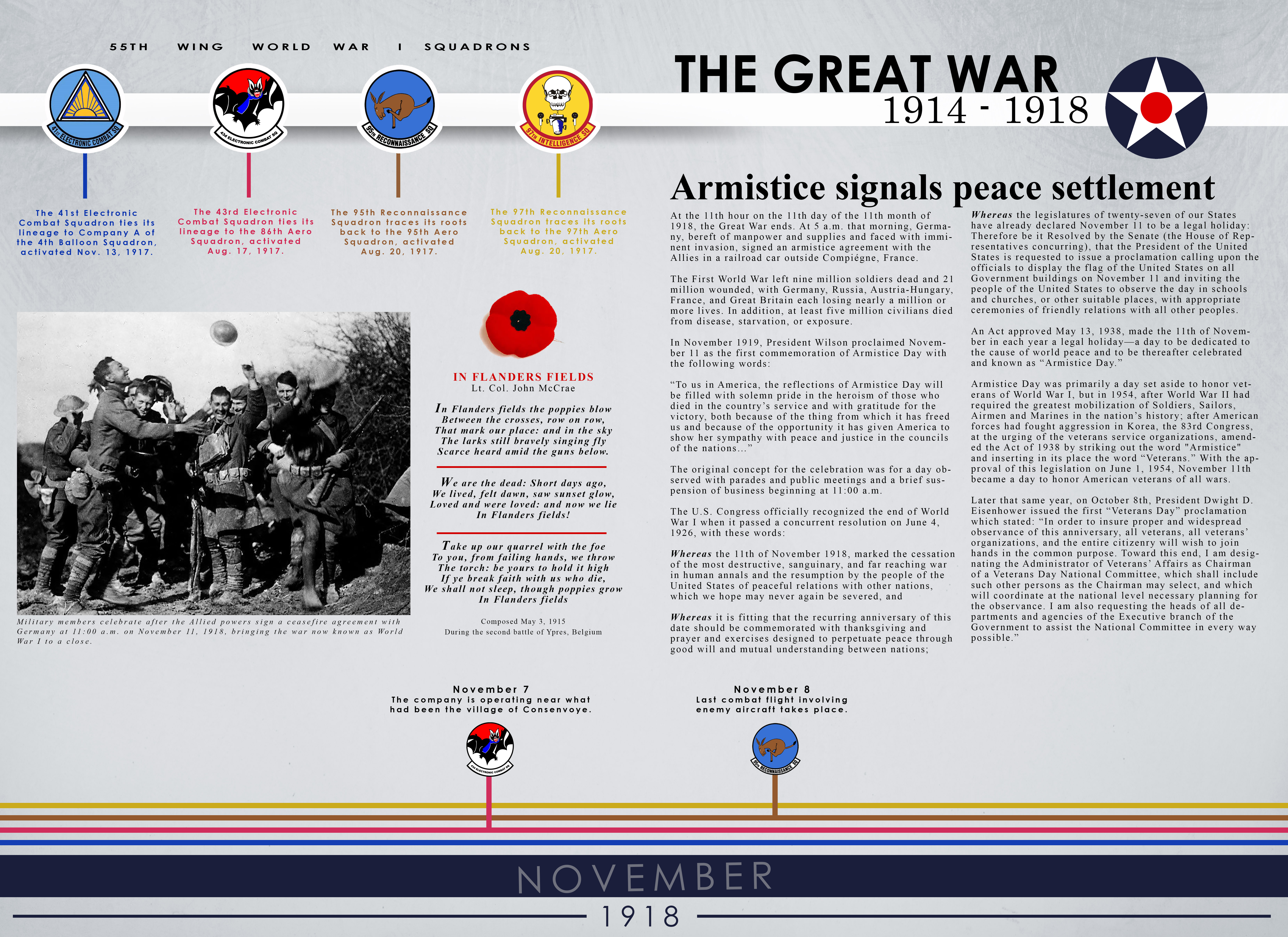 The Great War - November